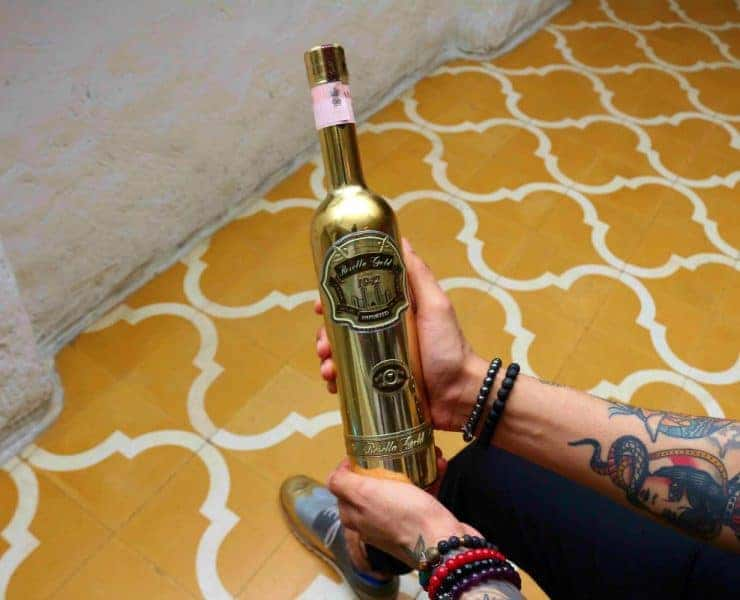 uzbekistan peas vodka india launch