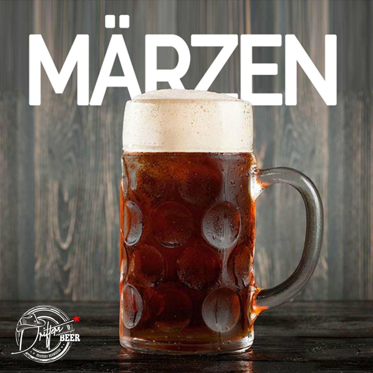 marzen traditional octoberfest beer