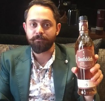 glenfiddich 15 year old bottle